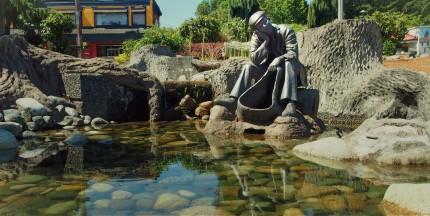 chemainus statue 2014 [BL]