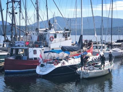 Cowichan Bay regatta2b