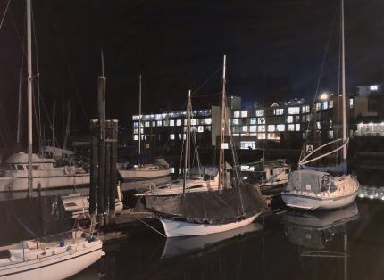 Cowichan Bay Fisherman's Wharf and Hotel [fl]